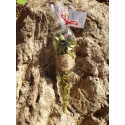 Je me souviens, QC  (Tisane aux Thé des bois)-Emballage festif