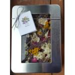 Pot-Pourri boîte rectangulaire (grand format)- Roses et fleurs des champs