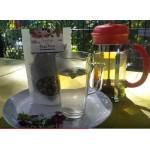 Présence (Tisane à base d'avoine fleurie, de mélisse et de roses sauvages)